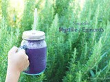 Smoothie à la Myrtille vegan