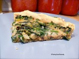 Vegan Spinach pie