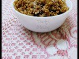 Aval Vilayichathu/Sweetened Rice Flakes