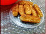 Potato Finger Rolls