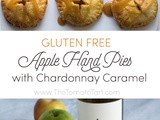 Apple Hand Pies with Chardonnay Caramel