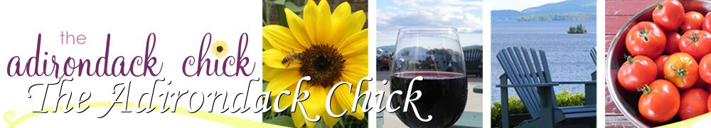 Very Good Recipes - The Adirondack Chick