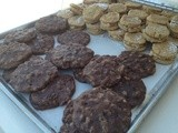Cookies at Glens Falls Farmers Market