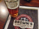 Dinner at Brown's Brewing in Troy & Breakfast at Peaches in Albany