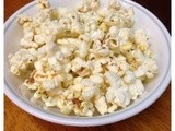 Sea Salt and Cracked Pepper Popcorn