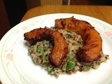 Spicy Chipotle Roasted Butternut Squash With Cilantro Lime Quinoa