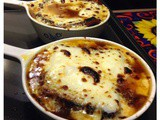 Super Easy Vegetarian French Onion Soup