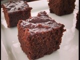 Vegan Gluten-Free Irish Cream Whiskey Brownies