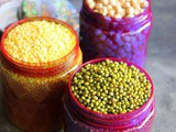 How To Store Food Grains And Herbs