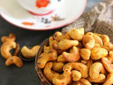 Masala Kaju – Spicy Roasted Cashew