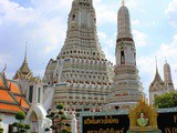 Must visit places in Thailand