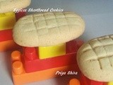 Shortbread Cookies / Easy Eggless Cookies