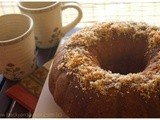 Coconut Colada Pound Cake for Dad's Birthday | Baking