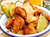Rock & Roll Chicken, Jalepenos, lime & lager