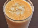 Carrot Oats Smoothie
