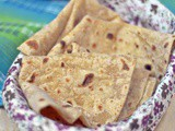Chapathi | Phulka | Easy Rotis ~ Indian Flatbread