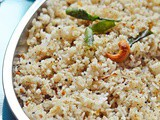 Chettinad Milagu Saadam ~ Black Pepper Rice