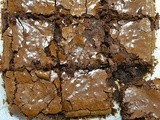 Chocolate Brownies ~ Totally Fat Free