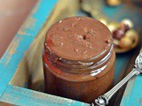 "Chocolate Hazelnut Spread | Easy Homemade ""Nutella"""