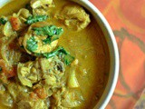 Easy Chicken Curry {Using Curry Powder}