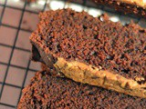 Eggless Chocolate Cookie Butter Cake | Chocolate Biscoff Cake