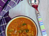 Hearty Bean Barley Soup