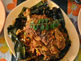 Kozhi Nirachathu ~ Malabar Stuffed and Fried Whole Chicken | My Guest Post for Working Mummy's Recipes