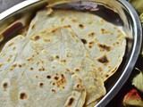 Madakku Chapathi ~ Layered Flat Bread