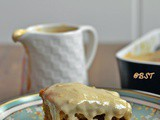 Malva Pudding ~ My Guest Post for Paarulz Kitchen