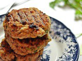 Meat Chickpeas Patties