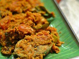 Meen Aviyal ~ Fish in Spicy Coconut Paste
