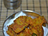Mixed Vegetable Pakodas