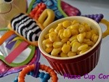 Pizza Cup Corn