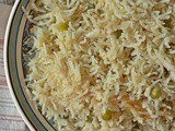 Pulao made in Mutton Bone Stock