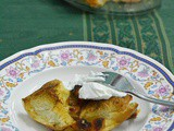 Raisins Dried Apricot Bread Pudding