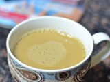 Restaurant Style Tea ~ Tea using Evaporated Milk