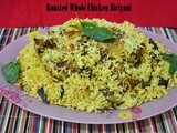 Roasted Whole Chicken Biriyani