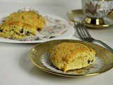 Simple Chocolate Chip Scones