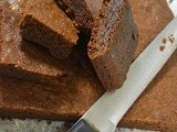 Wholewheat Olive Oil Brownies