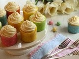 A perfect Easter Treat - Limoncello Cupcakes & a Sweet Guest Blogger