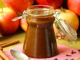 Autumn-Spiced Apple Cider Caramel Sauce - The Ridiculously Easy Way