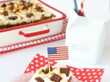 Blondie s'mores Bars
