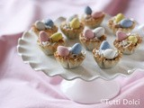Cadbury Easter Egg Phyllo Cups