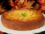 French Apple Cake - a Great Recipe, a Give-Away & a Guessing Game