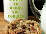 I Want to Marry You Cookies, a Middle of the Night Party that almost was & the Tale of a  Good Mum