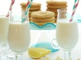 Lemon and White Chocolate Sugar Cookies