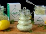 Lemon-Rosemary Sea Salt