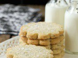 London Fog Vanilla Bean Shortbread