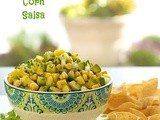 Pineapple, Avocado & Fresh Corn Salsa