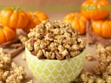 Pumpkin-Pie Caramel Corn, Microwave Style and Two Secrets to Save Money